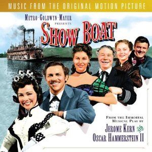 book cover from show boat