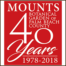 Mounts Botanical Garden logo